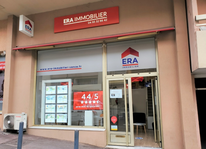 ERA DINGREVILLE IMMOBILIER - VENCE